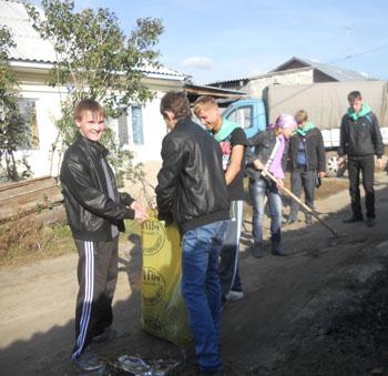 Месячник, посвященный 70-летию образования подпольной молодежной организации «Молодая гвардия»