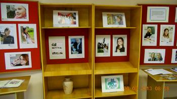 Выставка фотографий «Шадринск в лицах горожан» в читальном зале Центральной библиотеки им. А. Н. Зырянова