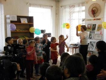 День семьи в ЦДЮБ им. К.Д.Носилова