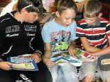 Летняя  программа  чтения «Город сокровищ» в Центральной детско-юношеской библиотеке им. К. Д. Носилова