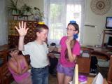 Лето в библиотеке-филиале им. Ксении Некрасовой