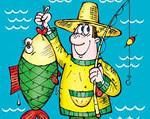 14 июля - День рыбака,  День действий против рыбной ловли