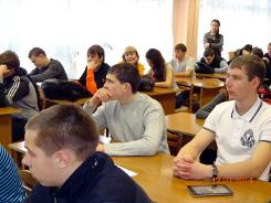 Открытие месячника по оборонно-массовой работе в Центральной библиотеке им. А. Н. Зырянова