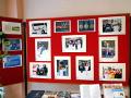 В большом зале Центральной библиотеки им. А.Н. Зырянова открылась экспозиция «Дорогой олимпийского огня»