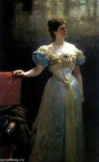 И. Д. Шадр и княгиня М. К. Тенишева: советует библиограф