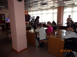 Неделя книг о Великобритании в Центральной библиотеке им. А. Н. Зырянова