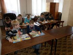 Неделя детской и юношеской книги в ЦДЮБ им. К.Д.Носилова