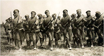 К 100-летию начала Первой мировой войны.  Причины. Начало