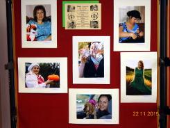 Книжная выставка-экспозиция «Загляните в мамины глаза» в Центральной библиотеке им. А.Н. Зырянова