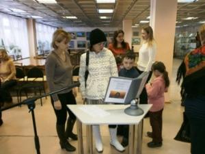 Встреча с героями произведений Э.Н. Успенского: семейные чтения  в Центральной библиотеке им. А.Н. Зырянова
