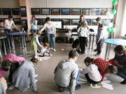 Семейный праздник «Не нужен клад, когда в семье лад!» в Центральной библиотеке им. А.Н. Зырянова